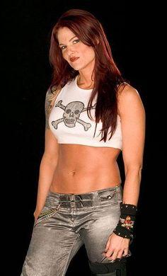 WWE Hall of Famer Lita (Amy Dumas) #wwe