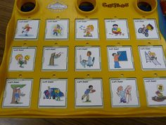 Liz's Speech Therapy Ideas: Cariboo Cards!-language and articulation sets for preschoolers. Pinned by SOS Inc. Resources. Follow all our boards at pinterest.com/sostherapy for therapy resources.