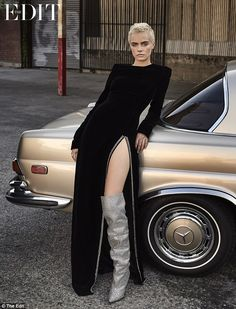 37 New Ideas For Fashion Photography Street Models Cara Delevingne Look Fashion, Trendy Fashion, Fashion Models, Fashion Outfits, Fashion Black, Latest Fashion, Banquet Dresses, Fc B, Blonde Beauty