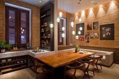 Lounge gourmet – confira a tendência de cozinhas com salas!