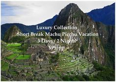 Visit all of the must see Inca and Colonial Highlights in and around Cusco in Private Service while staying at the 5* Marriott Hotel, rated No. 3 Hotel in Peru on TripAdvisor.