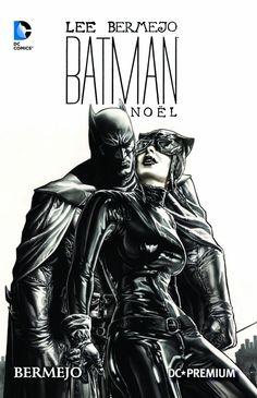 Weihnachten mit Batman und Catwoman