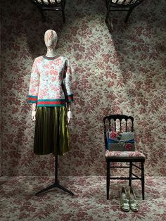 Glamshops visual merchandising & shop reviews - Gucci New York windows display 2016