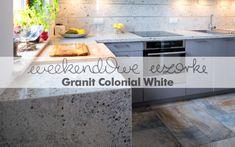 weekendOwe wzorki *Granit Colonial White