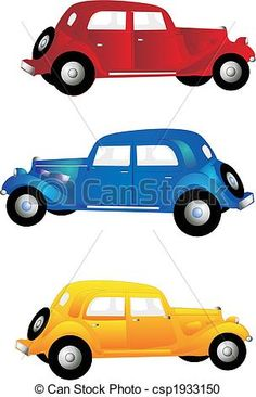 clipart car with spare tire - Google Search