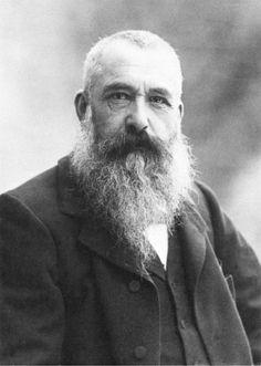 Félix Nadar, Claude Monet, 1899
