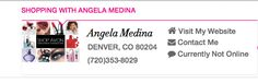 Order  from my online store! Just check it out atleast! youravon.com/mrsmedina