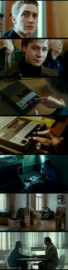 The Reader(2008). Directed by Stephen Daldry. #FilmmakingTricks