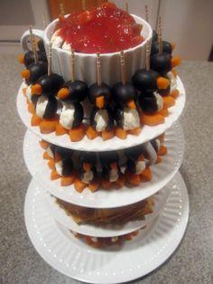Shannon Makes Stuff: Penguin Appetizers