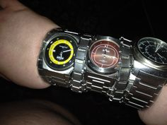 Axcent Banger and Turbo Gentleman Style, Fashion Accessories, Watches, Bracelets, Jewelry, Jewlery, Wristwatches, Jewerly, Schmuck