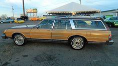 1989 Buick Electra Estate wagon. Ohhhh, yeah.......