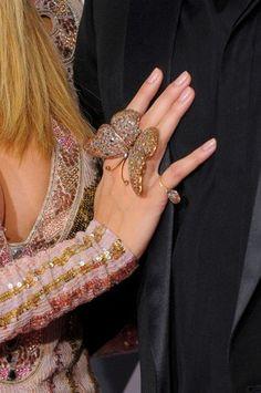 Lorraine Schwartz butterfly ring