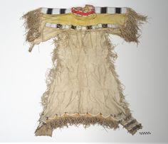 Cheyenne dress, NMAI