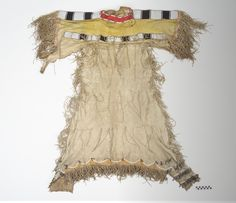 Cheyenne dress, NMAI