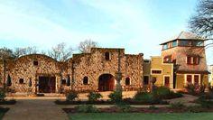 Soda Rock Winery, Sonoma County: historic and beautiful
