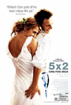 Directed by François Ozon. With Valeria Bruni Tedeschi, Stéphane Freiss, Françoise Fabian, Michael Lonsdale. Five stages in the romance between a woman and a man. Streaming Movies, Hd Movies, Movies And Tv Shows, Movie Tv, Hd Streaming, Francois Ozon, Divorce, Lgbt, Bon Film