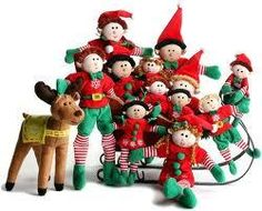 Parenting Tips & Tricks for Christmas No. #14 - Playing Host to the Elves
