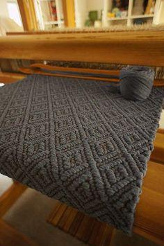 Weaving Textiles, Weaving Techniques, Textile Design, Ottoman, Curvy, Chair, Rugs, Inspiration, Furniture