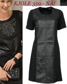 Fashion News, Winter Fashion, Leather, Black, Dresses, Women, Winter Fashion Looks, Vestidos, Black People