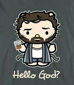 Hello Kitty Chuck/God