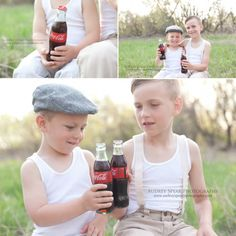 Would be adorable for Brayden & his cousin Zeki!