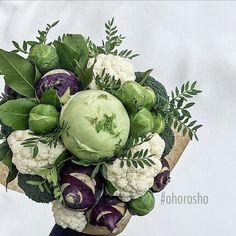 Floral vegetables