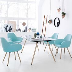 Modular office furniture to embrace millenials in this ever-changing agile working environment. Soft Flooring, Flooring Options, Modern Furniture, Furniture Design, Workplace Design, Swivel Armchair, Soft Seating, Interior Decorating, Interior Design