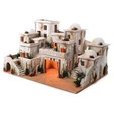 1 million+ Stunning Free Images to Use Anywhere Fontanini Nativity, Diy Nativity, Christmas Nativity Scene, Christmas Villages, A Christmas Story, Clay Houses, Ceramic Houses, Miniature Houses, Ideas Hogar