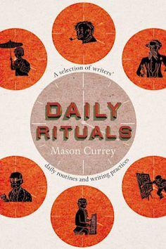 Daily Rituals by Mason Currey - BookBub Books Everyone Should Read, Best Books To Read, Good Books, My Books, Book Challenge, Reading Challenge, Book Club Books, Book Lists, Book Nerd