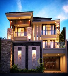 Brilliant Modern Home Design - Architecture.Most people like several home architectural styles. House Front Design, Modern House Design, Prefab Modular Homes, Architectural House Plans, Architectural Styles, Home Building Design, Dream Home Design, House Entrance, Luxury Homes Interior