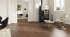 D15a Oak Unique Clay Brown | Gresie si faianta, parchet lemn stratificat si piatra naturala Gada Ceramic Hardwood Floors, Flooring, Style Deco, Grey And Beige, Decoration, Living Room, Elegant, House, Furniture