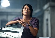 Sung Kang as Han in Fast Five 21075519 Sung Kang, Furious Movie, The Furious, Fast And Furious Actors, Attractive Male Actors, Fast Five, Tag Heuer Monaco, Paul Walker, Man Photo