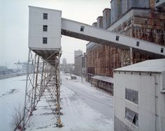 Industrial heritage in Montreal's downtown core.