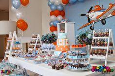 Festa Aviões – Dicas para fazer uma linda festa para seu pequeno aviador!
