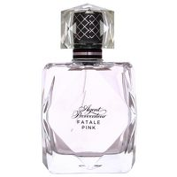 Agent Provocateur Fatale Pink Eau de Parfum Launched in 2014 this fresh fragrance opens with notes of tangerine, pear blossom and yuzu whipped cream. The heart is made up of pink lotus, camellia and datura. All wrapped in a base of musk, bamboo http://www.MightGet.com/january-2017-13/agent-provocateur-fatale-pink-eau-de-parfum.asp