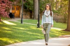 Jean Jacket Style and Six Ways of Fading to White in Style! — A Fashion Page