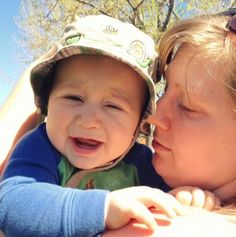It's okay for baby to cry! This is the best advice for a new mom.