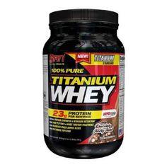 Протеин 100% Pure Titanium Whey SAN