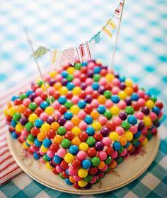 10 Beautiful Birthday Cakes That You Can Recreate – Page 2 – Life As Mama Beautiful Birthday Cakes, Beautiful Cakes, Amazing Cakes, Bolo Diy, Diy Cake, Love Cake, Cute Cakes, Creative Cakes, Cupcake Cookies