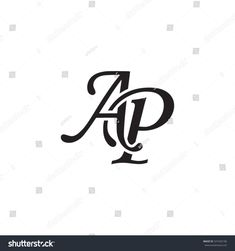 Find Ap Initial Monogram Logo stock images in HD and millions of other royalty-free stock photos, illustrations and vectors in the Shutterstock collection. Name Design, Monogram Design, Monogram Logo, Lettering Design, Logo Design, New Romantic Songs, Tattoo Name Fonts, Love Wallpaper Download, Me Quotes Funny