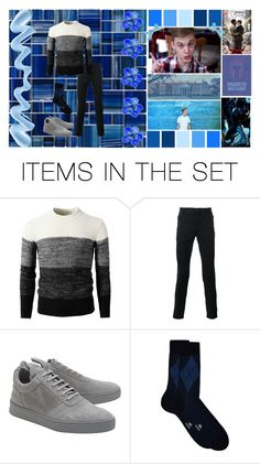 """""""be a bright red rose, come bursting the concrete"""" by kurtifer ❤ liked on Polyvore featuring art"""