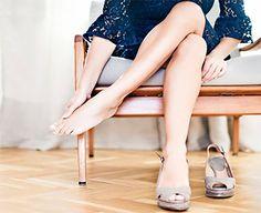 """Diciamocelo, le scarpe col tacco sono irrinunciabili, ma con il mal di piedi, come la mettiamo? Oggi vi parliamo di """"solette magiche""""..."""