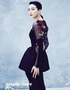Gao Yuanyuan for Marie Claire | Cfensi #Gaoyuanyuan