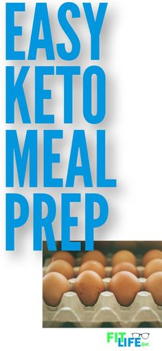Beat the overwhelm of starting the keto diet with this amazing complete guide to keto meal prep. Includes keto recipes, keto desserts, kitchen supplies and more. #keto #ketodiet #mealprep (Affiliate)