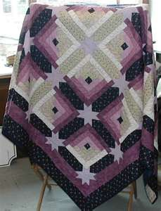 """Curious...pinner said """"Quilt pattern"""" but I don't find it...love the quilt though."""