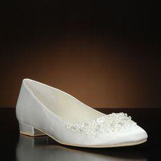 Carmichael-4566 by Menbur Wedding and Bridesmaids Shoes