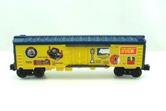 O Lionel Mighty Sound of Steam 75th Anniversary Innovations Reefer Car 6 7502 | eBay