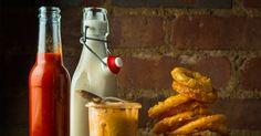A cook's crack at Top Chef's Richard Blais led to a genius condiment mash-up: sri-rancha.