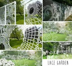 """crafted using high-end galvanized metal wire that is """"knitted"""""""