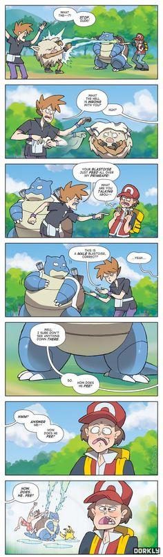 Las consecuencias de tener Pokémon asexuales